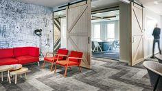 Flotex Planks: Concrete Flooring can be purchased at Hopkins Carpet One hopkinscarpetone.com