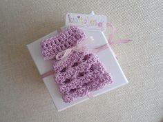 Image Christening Favors, Knit Dress, Crochet Earrings, Favours, Jewelry, Image, Art, Crafts, Ideas