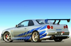 Brian O'Connor's 1999 Nissan Skyline GT-R R34 @petroleumheads join the DCW commuinty now! #jhb #southafrica