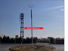 bazsikayet_lampost_77 Aydınlatma direkleri üzerine kamufle baz istasyonları    Baz istasyonu kurmak ve kapsamayı sağlamakta güçlük çeken GSM operatörleri, bölgesel elektrik kurum veya şirketlerinden toplu kiralama yöntemi ile aydınlatma direklerine gizlemeli montaj yapmaktadırlar.        Read more: http://www.bazsikayet.com/baz-galeri-baz-istasyonu-gorselleri/aydinlatma-direkleri-uzerine-kamufle-baz-istasyonlari#ixzz26GBPhG3M
