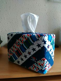 Funda caja de pañuelis