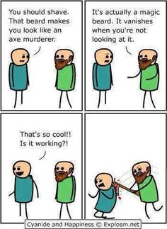 Good old Cyanide and Happiness, haven't looked for years but used to love these