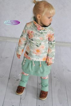 Lieblingsstoff oder Stoffliebe - My favorite children's fashion list Toddler Girl Style, Toddler Girl Outfits, Toddler Fashion, Kids Fashion, Fashion Outfits, Fashion Trends, Sewing Projects For Kids, Sewing For Kids, Cute Baby Clothes