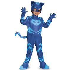 PJ Masks Catboy Deluxe Costume - Halloween - Holiday & Seasonal | Tv's Toy…