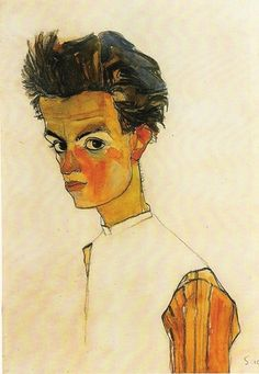 에곤쉴레Egon Schiele - More Pins Like This At FOSTERGINGER @ Pinterest