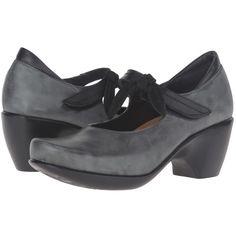 50e98062c25f Naot Footwear Pleasure (Vintage Smoke Leather Black Raven... (11.200 RUB