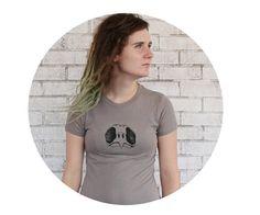 Hawk Skull Tee Shirt by CausticThreads http://etsy.me/2csaCF7 via @Etsy #birdskull #raptor #hawkskull #graphictee #shopsmall #handmade