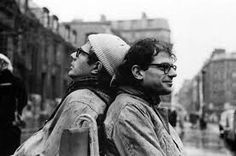 Peter Orlovsky and Allen Ginsberg    More info about the Beat Generation at: http://stephanienikolopoulos.com