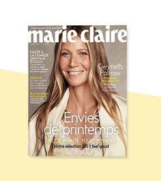 Think smart, look amazing: het meinummer gaat online - Marie Claire Marie Claire, Celine, Interview, Gwyneth Paltrow, Magazine, Couture, Instagram, Budget, Retro Lingerie