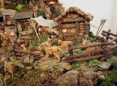pictures of Fontanini nativity scenes | Nativity6