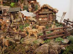 pictures of Fontanini nativity scenes Nativity Scenes, Christmas Nativity Scene, Felt Christmas Ornaments, Christmas Tea, Christmas Villages, Christmas Humor, Christmas Crafts, Christmas Printables, Christmas Decorations