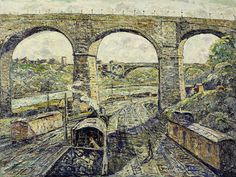 Ernest Lawson - High Bridge (1934)