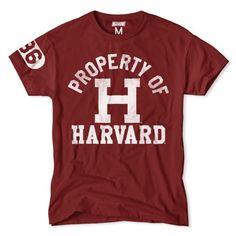 Harvard | Tailgate Clothing | Frank Ozmun Graphic Design