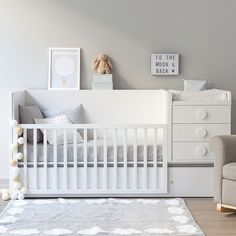 Studio Collection Bedding and Room Decor for Nurseries and Kids Rooms Baby Bedroom, Baby Boy Rooms, Baby Boy Nurseries, Baby Cribs, Bedroom Sets, Nursery Room, Girls Bedroom, Room Baby, Baby Room Furniture