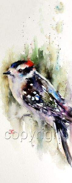 WOOPECKER signed Greeting Cards by Dean Crouser by DeanCrouserArt, $25.00