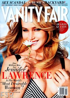 girl, uninterruptible: jennifer lawrence by ellen von unwerth for vanity fair february 2013 | visual optimism; fashion editorials, shows, campaigns & more!