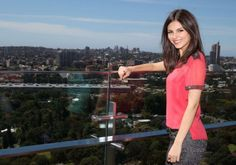 Victoria Justice in Sydney Shoot stills