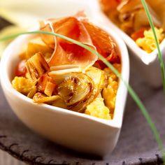 Découvrez la recette des endives au jambon originales