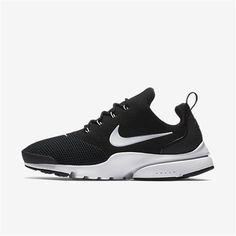 Nike Presto Fly (Black / Black / White)