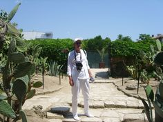 Balcic Bulgaria iulie 2014 gradina botanica