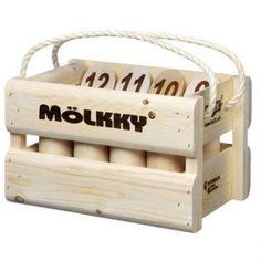 Mölkky - version luxe