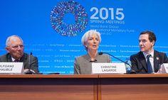 George Osborne backs Christine Lagarde for second term at IMF