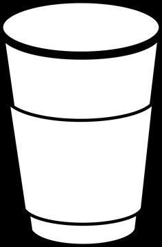 Paper Coffee Cup by @GregorDV, Iconographic coffee cup, to hold your favorite $5 drink, on @openclipart
