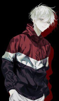 Hot Anime Boy, Cute Anime Guys, Anime Boys, Chica Anime Manga, Anime Chibi, Handsome Anime Guys, Dark Anime, Guy Drawing, Anime Demon