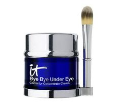 I have tried a lot of concealers, but Bye By Under Eye Corrector Concentrate w/ Brush is the BEST if have EVER tried! I was amazed!!! It covered everything - my dark circles, zits, and red marks from old zits!