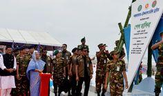 কক্সবাজারে মেরিন ড্রাইভ সড়ক উদ্বোধন করলেন প্রধানমন্ত্রী - http://paathok.news/23325