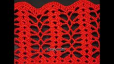 This Pin was discovered by Сет Lace Patterns, Crochet Patterns, Crochet Stitches, Knit Crochet, Prayer Shawl, Crochet Scarves, Crochet Designs, Knots, Projects To Try