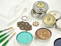 How to Use Gilders Paste : Artbeads.com - Handy Tips