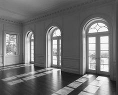 New Georgian Residence - Washington, CT - Fairfax & Sammons Architects - Classical & Traditional Architects NYC