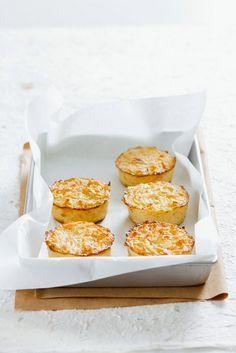 Tolle Idee! Für alle Puffer- und Reibekuchen-Fans: Raspelt euch die Kartoffeln doch mal zu köstliche Reibekuchen-Muffins. Perfekt für die Party oder den Lunch am nächsten Tag! So gehts: http://eatsmarter.de/rezepte/reibekuchen-muffins