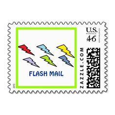 Flash Mail Postage
