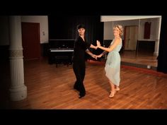 How to Waltz Face to Face | Ballroom Dance - YouTube