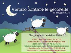 Notte Bianca 2014 Arezzo, la seconda cartolina dei nostri hotel