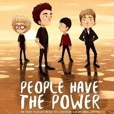 #Repost @u2br ・・・ #Repost @cedarwoodbook  PEOPLE HAVE THE POWER   #CedarwoodBook #U2 #U2ieTour #joinRED #Patti Smith #ONE #band AIDS #U2place #U2placeTour