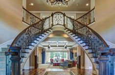 Round House Plans, Stairs, Layout, Furniture, Beautiful, Home Decor, Stairway, Decoration Home, Page Layout