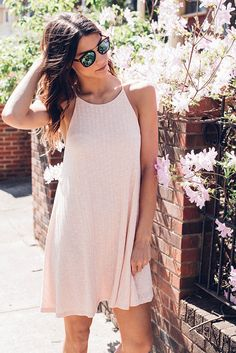 Peach Dream Summer Dress - Single Thread Boutique - 1