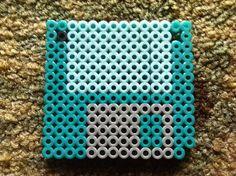 Perler Bead Floppy