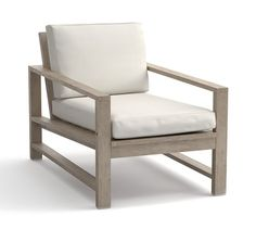 Indio Occasional Chair | Pottery Barn