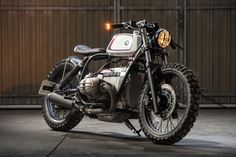 BMW R100 Bobber #58 - Cafe Racer Dreams
