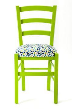 Colorful Chair - www,plincahome.com ® - Ph. M.Poidomani