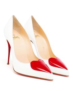 CHRISTIAN LOUBOUTIN | Leather Cora Pumps | Browns fashion & designer clothes & clothing
