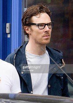 ニュース写真 : Benedict Cumberbatch sighting on June 04, 2016 in...
