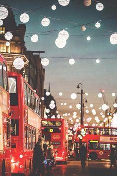 lights in London