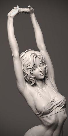 Anatomy Poses, Anatomy Art, Drawing Reference Poses, Drawing Poses, Body Drawing, Figure Drawing, Character Modeling, Character Art, Art Expo