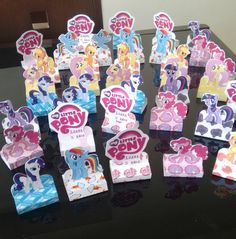 PORTA BIS MY LITTLE PONY