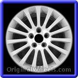 Acura TL 2005 Wheels & Rims Hollander #71746A #Acura #TL #AcuraTL #2005 #Wheels #Rims #Stock #Factory #Original #OEM #OE #Steel #Alloy #Used